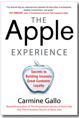 apple experience cover
