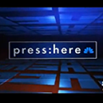 press here show logo